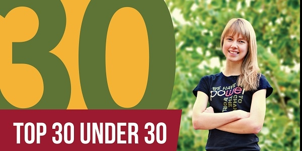 Nakita Is Selected as ACGC's Top 30 Under 30 for 2015 (1/2)