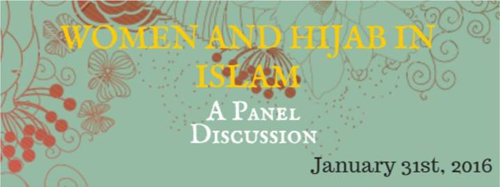 women and hijab panel discussion