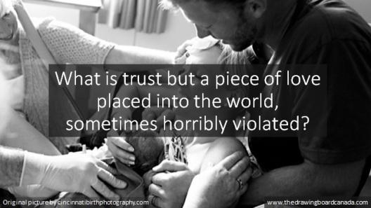 birth trauma break the silence rape cover